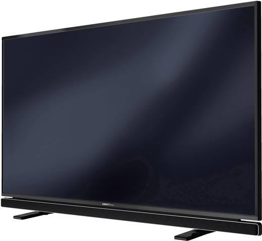 Grundig 32 GHB 5604 LED-TV 80 cm 32 Zoll EEK A CI+, DVB-C, DVB-T, HD ready Schwarz (glänzend)