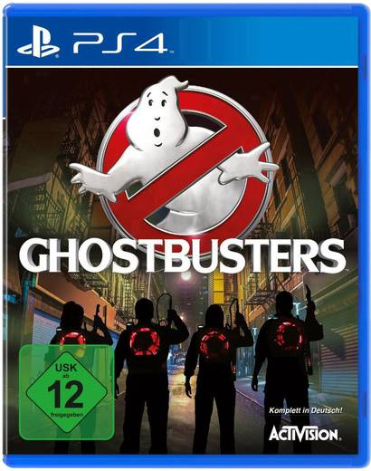 Ghostbusters PS4 USK: 12