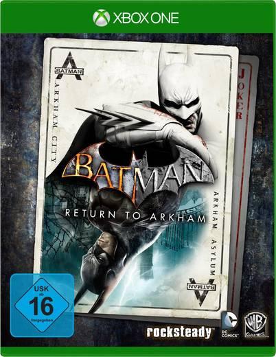 Batman: Return to Arkham Xbox One USK: 16