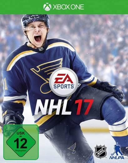 NHL 17 Xbox One USK: 12