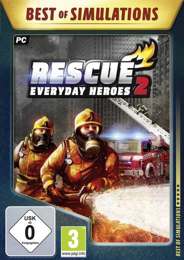 Rescue 2: Everyday Heroes PC USK: 0