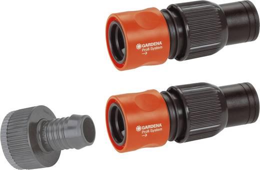 Kunststoff Anschluss-Satz 26,5 mm (G3/4), 33,3 mm (G1) GARDENA Profi-System 01505-23
