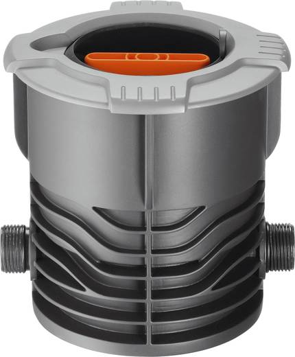"""GARDENA Sprinklersystem Regulier- und Absperrdose 26,44 mm (3/4"""") AG 02724-20"""