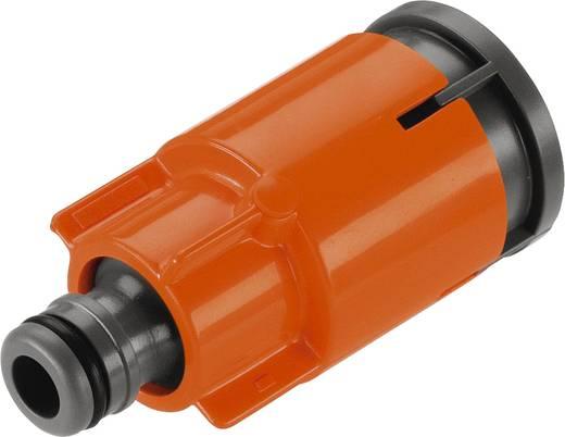 Kunststoff Schlauch-Verbinder Steckkupplung Wasserstop GARDENA 05797-20