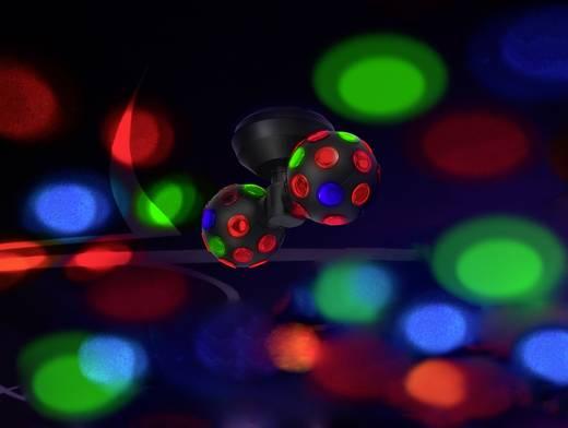 LED-Effektstrahler Renkforce 1464695 Anzahl LEDs:2 x 1 W