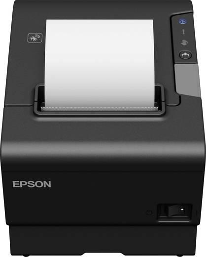 Epson TM-T88VI Bon-Drucker Thermodirekt 180 x 180 dpi Schwarz USB, LAN, Bluetooth® Bonrollen-Breite: 80 mm