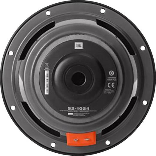 Auto-Subwoofer-Chassis 250 mm 1000 W JBL Harman S2-1024 4 Ω