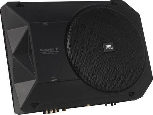 auto subwoofer aktiv jbl bassprosl. Black Bedroom Furniture Sets. Home Design Ideas