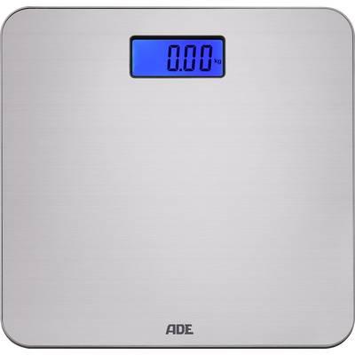 ADE BE 1504 Chloe Digitale Personenwaage Wägebereich (max.)=150 kg Silber Preisvergleich