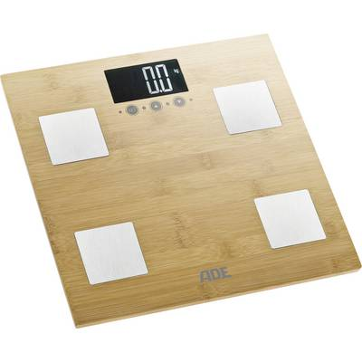 ADE BA 914 Barbara Körperanalysewaage Wägebereich (max.)=150 kg Bambus Preisvergleich