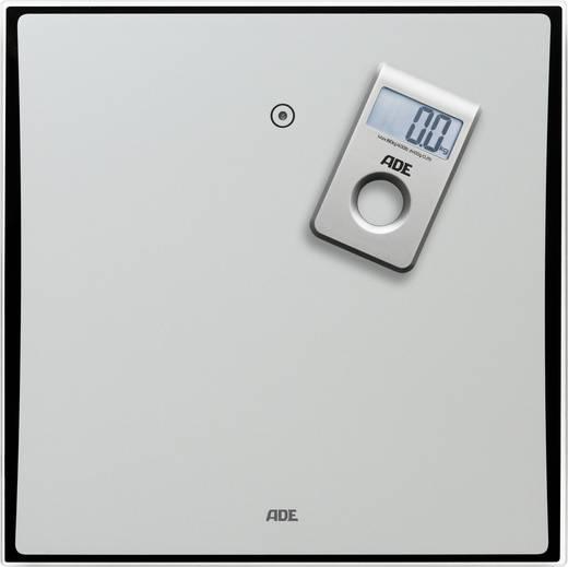 Digitale Personenwaage ADE BE 1307 Tilda Wägebereich (max.)=180 kg Silber