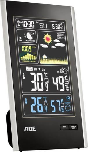 Funk-Wetterstation ADE WS 1600 WS 1600 Vorhersage für 1 Tag