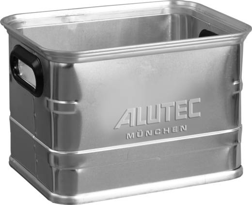 Transportkiste Alutec U 28 40028 Aluminium (L x B x H) 387 x 290 x 250 mm