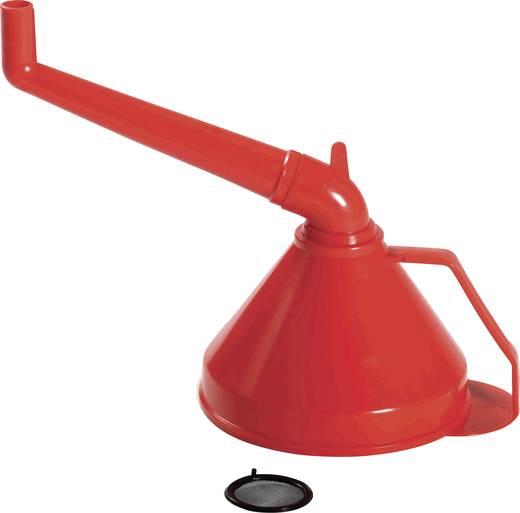 Trichter mit abgewinkeltem Rohr 160 mm 1464787 Abmessungen:(Ø) 160 mm Inhalt 1 St.