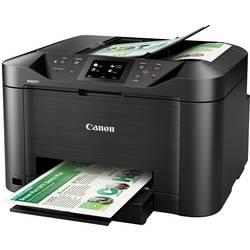 Farebná atramentová multifunkčná tlačiareň Canon MAXIFY MB5150, A4, LAN, Wi-Fi, duplexná, duplexná ADF
