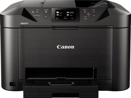 Canon MAXIFY MB5150 Tintenstrahl-Multifunktionsdrucker A4 Drucker, Scanner, Kopierer, Fax LAN, WLAN, Duplex, Duplex-ADF