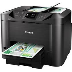 Farebná atramentová multifunkčná tlačiareň Canon MAXIFY MB5450, A4, LAN, Wi-Fi, duplexná, duplexná ADF