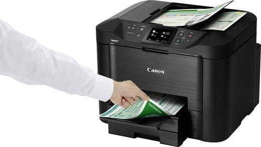Canon MAXIFY MB5450 Tintenstrahl-Multifunktionsdrucker A4 Drucker, Scanner, Kopierer, Fax LAN, WLAN, Duplex, Duplex-ADF