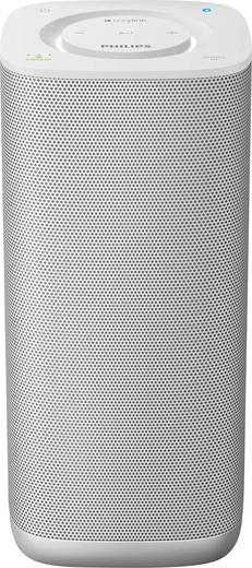 Multiroom Lautsprecher Philips izzy BM6W Lautsprecher spritzwassergeschützt Weiß