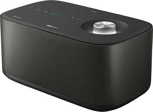 Multiroom Lautsprecher Philips izzy BM7B AUX, Bluetooth®, WLAN, NFC Schwarz