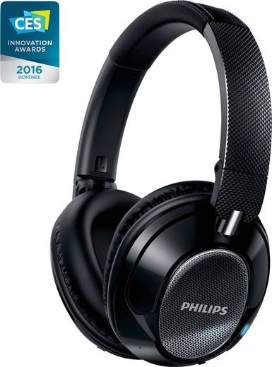 bluetooth reise kopfh rer philips shb9850nc over ear. Black Bedroom Furniture Sets. Home Design Ideas