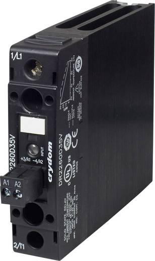 Halbleiterschütz Nullspannungsschaltend 1 St. DR2260A35V Crydom 35 A