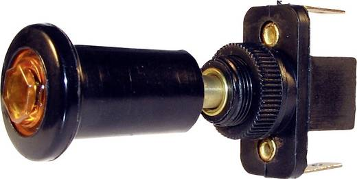 Zugschalter 12 V 10 A 1 x Aus/Ein rastend HP Autozubehör 1 St.