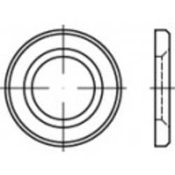 Rondelle HV TOOLCRAFT 146511 N/A Ø intérieur: 37 mm acier 1 pc(s)