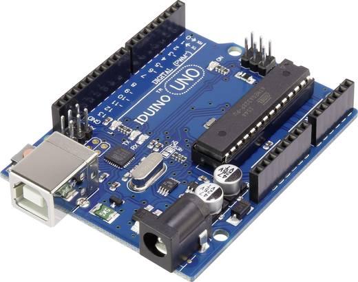 C-Control Kompatibles Board Iduino UNO R3 ATMega328