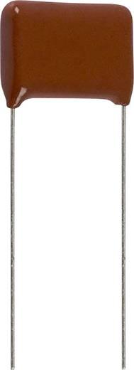 Folienkondensator radial bedrahtet 0.68 µF 250 V/DC 10 % 10 mm (L x B) 12.3 mm x 7.3 mm Panasonic ECQ-E2684KB 1 St.