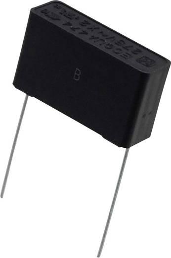Folienkondensator radial bedrahtet 0.47 µF 275 V/AC 20 % 22.5 mm (L x B) 26 mm x 8.5 mm Panasonic ECQ-UAAF474M 1 St.