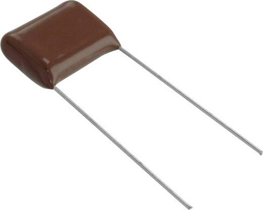 Folienkondensator radial bedrahtet 0.15 µF 630 V/DC 10 % 15 mm (L x B) 18.5 mm x 7.5 mm Panasonic ECQ-E6154KF 1 St.
