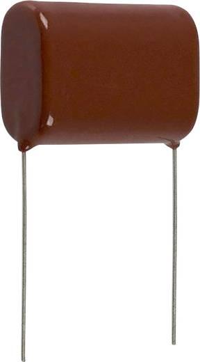 Folienkondensator radial bedrahtet 1.2 µF 630 V/DC 10 % 27.5 mm (L x B) 31 mm x 13.5 mm Panasonic ECQ-E6125KF 1 St.