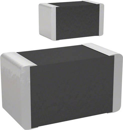Folienkondensator SMD 0603 120 pF 16 V/DC 5 % (L x B) 1.6 mm x 0.8 mm Panasonic ECH-U1C121JX5 1 St.