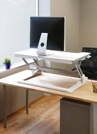 Ergotron Sitz-Steh-Arbeitsplatz WorkFit-TL Weiß 33-406-062