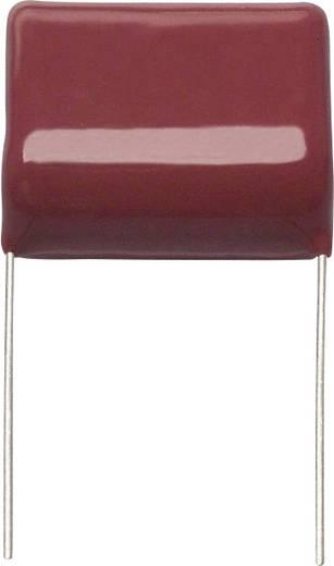 Folienkondensator radial bedrahtet 0.1 µF 1250 V/DC 5 % 25 mm (L x B) 28 mm x 15.5 mm Panasonic ECW-H12104JV 1 St.