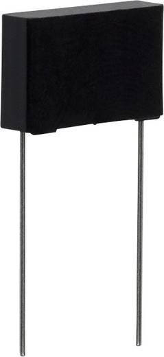 Folienkondensator radial bedrahtet 0.12 µF 275 V/AC 20 % 15 mm (L x B) 17.5 mm x 6.5 mm Panasonic ECQ-U2A124ML 1 St.