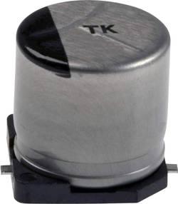 Elektrolytický kondenzátor Panasonic EEE-TK1C222AM, SMD, 2200 µF, 16 V, 20 %, 1 ks