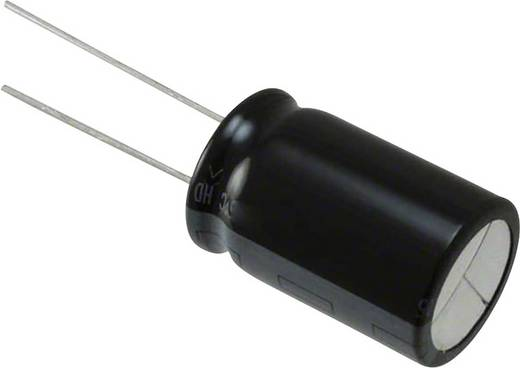 Elektrolyt-Kondensator radial bedrahtet 7.5 mm 6800 µF 25 V 20 % (Ø) 16 mm Panasonic EEU-HD1E682 1 St.