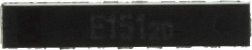 Widerstandsnetzwerk 150 Ω radial bedrahtet SIP-8 62.5 mW Panasonic EXB-H8E151J 1 St.