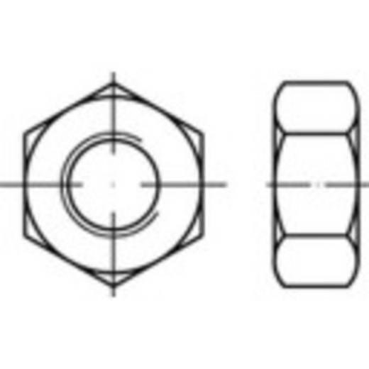 HV-Sechskantmuttern M12 DIN 14399 Stahl feuerverzinkt 1 St. TOOLCRAFT 146989
