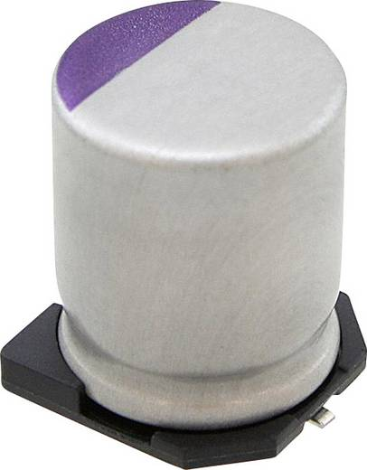Panasonic 35SVPF120M Elektrolyt-Kondensator SMD 120 µF 35 V 20 % (Ø) 10 mm 1 St.