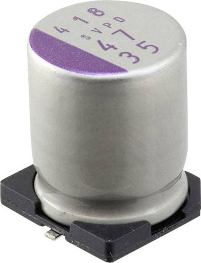 Elektrolyt-Kondensator SMD 47 µF 35 V 20 % (Ø) 10 mm Panasonic 35SVPD47M 1 St.
