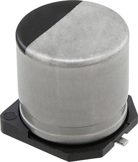 Elektrolyt-Kondensator SMD 100 µF 50 V 20 % (Ø) 10 mm Panasonic EEH-ZC1H101P 1 St.