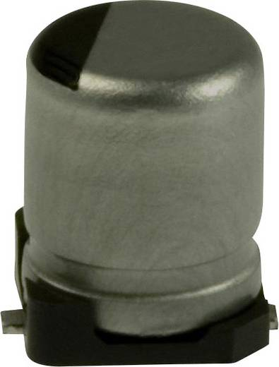 Elektrolyt-Kondensator SMD 10 µF 25 V 20 % (Ø) 4 mm Panasonic EEE-1EA100WAR 1 St.