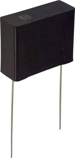 Folienkondensator radial bedrahtet 0.22 µF 275 V/AC 20 % 15 mm (L x B) 17.5 mm x 8 mm Panasonic ECQ-U2A224ML 1 St.