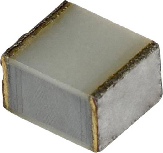 Folienkondensator SMD 2825 0.22 µF 250 V/DC 10 % (L x B) 7.1 mm x 6.3 mm Panasonic ECW-U2224KCV 1 St.