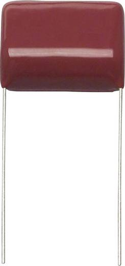 Folienkondensator radial bedrahtet 4700 pF 1600 V/DC 5 % 20 mm (L x B) 23 mm x 6.5 mm Panasonic ECW-H16472JV 1 St.