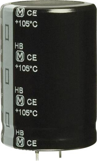 Panasonic ECO-S2DB222EA Elektrolyt-Kondensator SnapIn 10 mm 2200 µF 200 V 20 % (Ø) 35 mm 1 St.