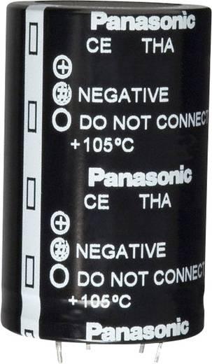 Elektrolyt-Kondensator SnapIn 22.5 mm 82000 µF 16 V 20 % (Ø x L) 40 mm x 7.3 mm Panasonic ECE-T1CA823FA 1 St.